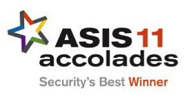 "Guardian 8 Wins ASIS Accolades Award for ""Security's Best"""